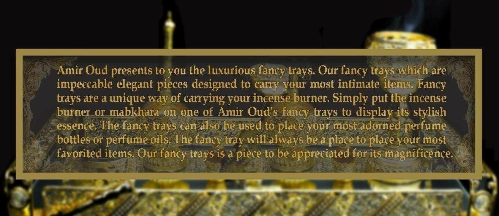Fancy Trays