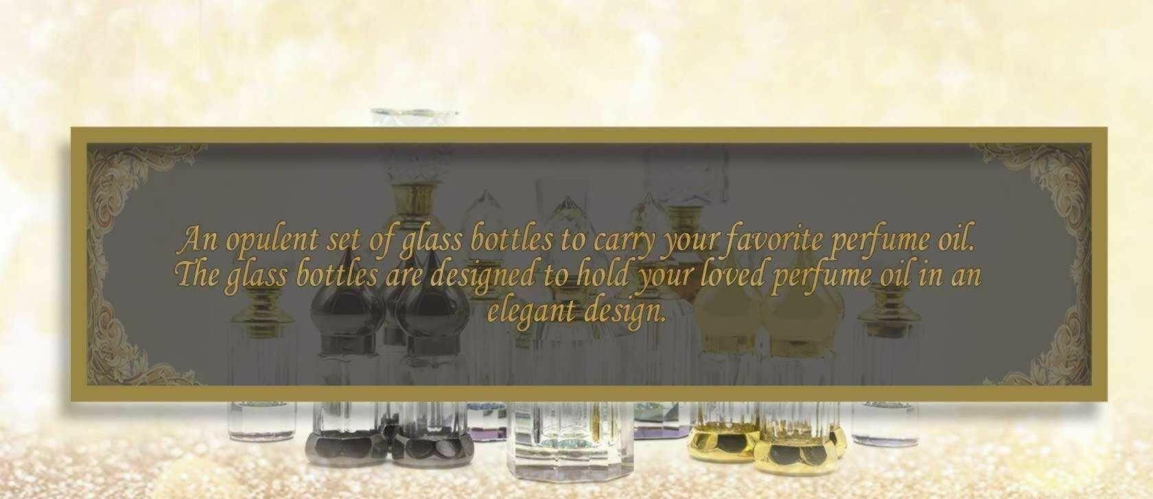Tola Glass Bottles