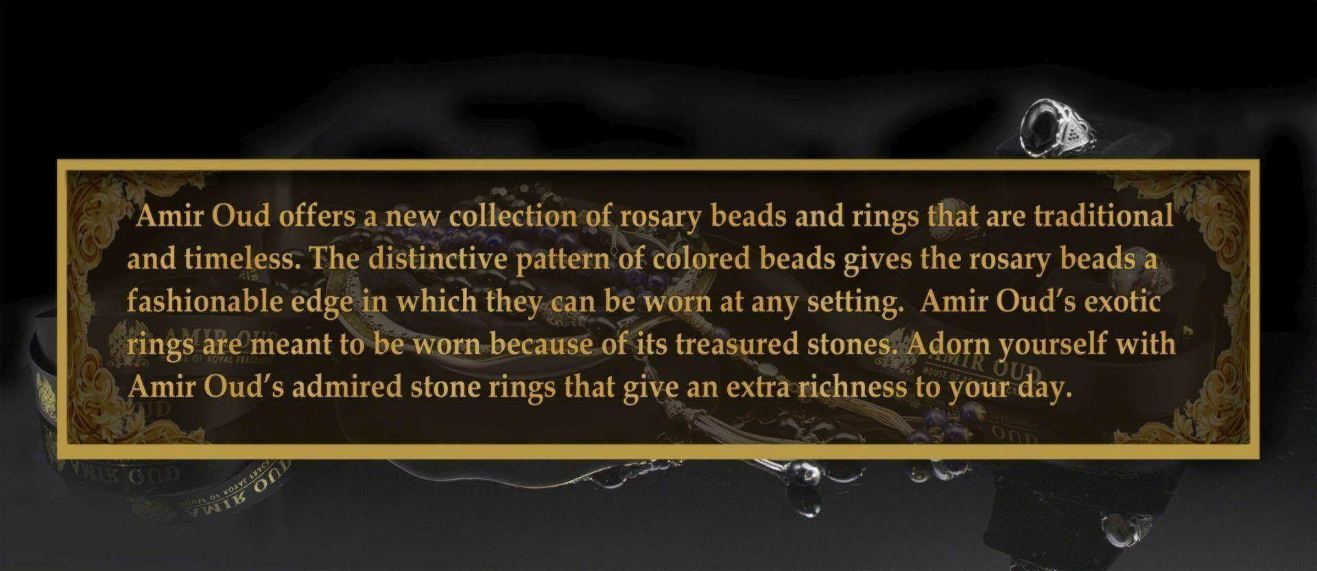 Rosaries & Rings