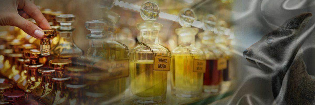 Musk - Poet's Fragrance